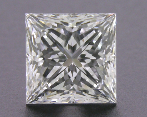 1.162 ct E VVS1 A CUT ABOVE® Princess Super Ideal Cut Diamond