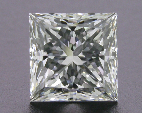 1.141 ct G IF A CUT ABOVE® Princess Super Ideal Cut Diamond