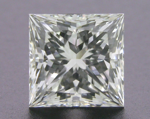 1.137 ct H VVS1 A CUT ABOVE® Princess Super Ideal Cut Diamond