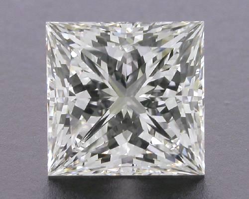 1.087 ct I VVS1 Expert Selection Princess Cut Loose Diamond