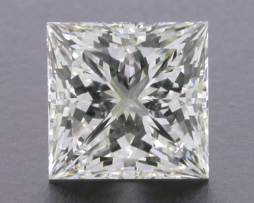 1.087 ct I VVS1 Expert Selection Princess Cut Loose Diamond