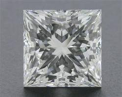 1.177 ct I VS1 A CUT ABOVE® Princess Super Ideal Cut Diamond