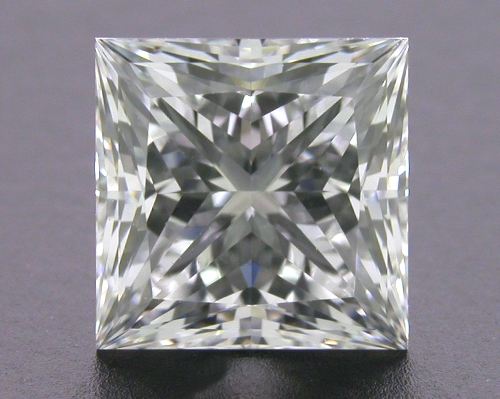 1.143 ct E VS2 A CUT ABOVE® Princess Super Ideal Cut Diamond