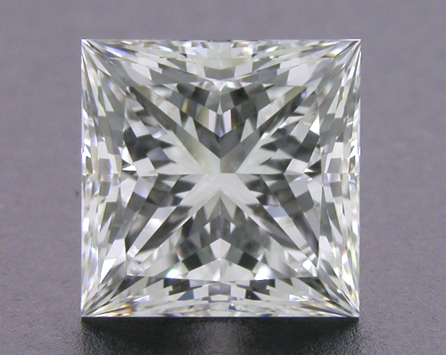 1.028 ct F IF Expert Selection Princess Cut Loose Diamond