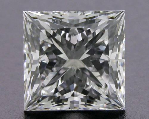 1.008 ct I SI1 A CUT ABOVE® Princess Super Ideal Cut Diamond