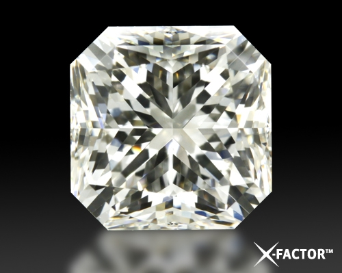 1.053 ct K VVS2 Expert Selection Radiant Cut Loose Diamond