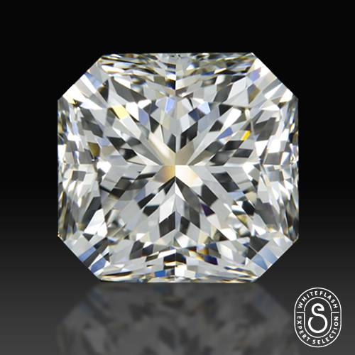 1.105 ct K VS1 Expert Selection Radiant Cut Loose Diamond