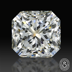 1.105 ct K VS1 Expert Selection Radiant Cut Loose Diamond