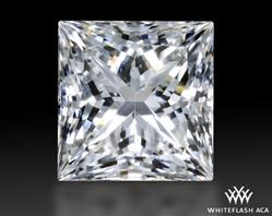 1.012 ct I VS1 A CUT ABOVE® Princess Super Ideal Cut Diamond
