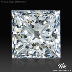 0.97 ct F SI1 A CUT ABOVE® Princess Super Ideal Cut Diamond