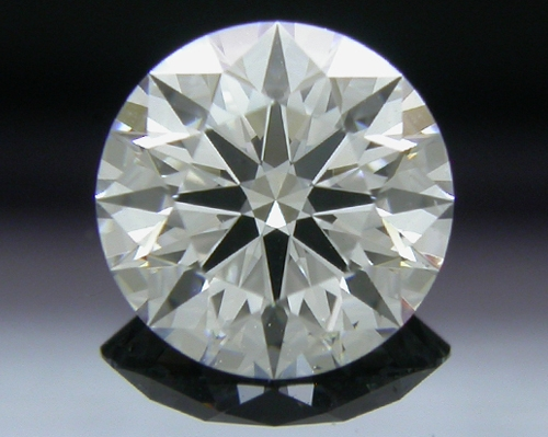 0.746 ct F VS2 A CUT ABOVE® Hearts and Arrows Super Ideal Round Cut Loose Diamond