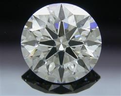 0.75 ct E SI1 A CUT ABOVE® Hearts and Arrows Super Ideal Round Cut Loose Diamond