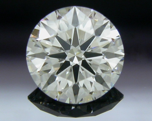 0.552 ct G VS1 A CUT ABOVE® Hearts and Arrows Super Ideal Round Cut Loose Diamond