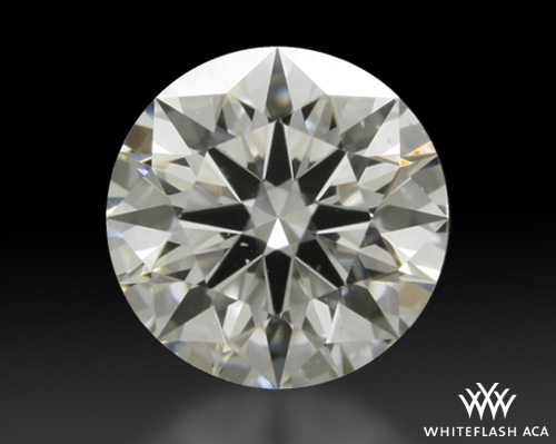 0.502 ct E SI1 A CUT ABOVE® Hearts and Arrows Super Ideal Round Cut Loose Diamond