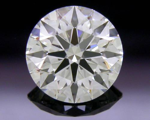 0.53 ct H VS1 A CUT ABOVE® Hearts and Arrows Super Ideal Round Cut Loose Diamond