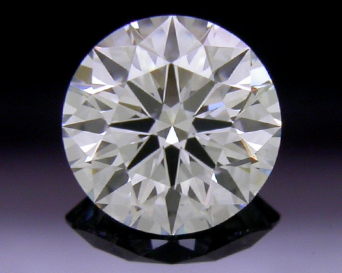 0.506 ct F VS1 A CUT ABOVE® Hearts and Arrows Super Ideal Round Cut Loose Diamond