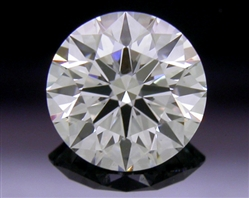 0.524 ct G VS2 A CUT ABOVE® Hearts and Arrows Super Ideal Round Cut Loose Diamond