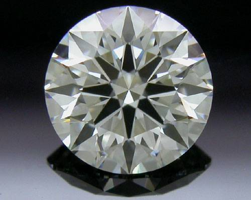0.53 ct F VS1 A CUT ABOVE® Hearts and Arrows Super Ideal Round Cut Loose Diamond
