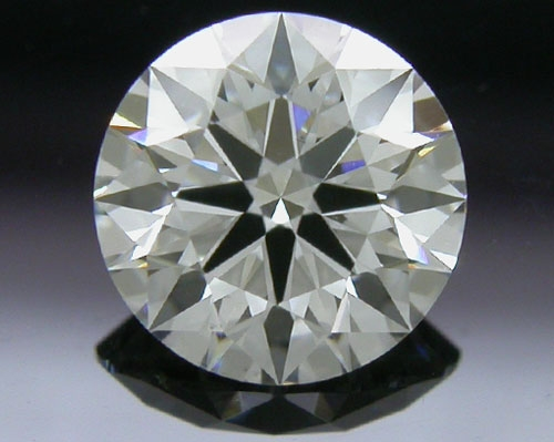 0.564 ct F VS2 A CUT ABOVE® Hearts and Arrows Super Ideal Round Cut Loose Diamond
