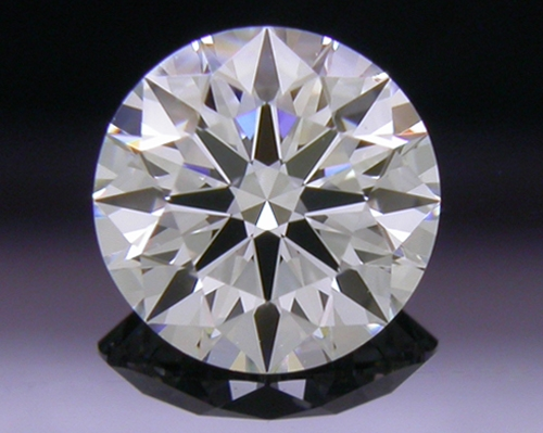 0.507 ct G VS2 A CUT ABOVE® Hearts and Arrows Super Ideal Round Cut Loose Diamond