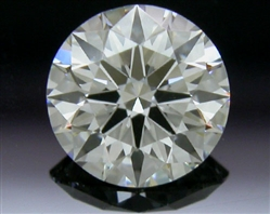 0.541 ct H VS1 A CUT ABOVE® Hearts and Arrows Super Ideal Round Cut Loose Diamond