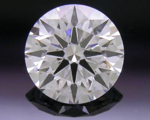 0.534 ct E SI1 A CUT ABOVE® Hearts and Arrows Super Ideal Round Cut Loose Diamond