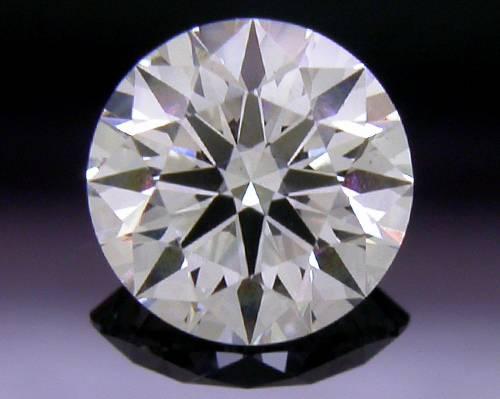 0.54 ct E VS2 A CUT ABOVE® Hearts and Arrows Super Ideal Round Cut Loose Diamond