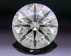 0.526 ct G VS1 A CUT ABOVE® Hearts and Arrows Super Ideal Round Cut Loose Diamond