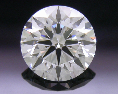 0.537 ct G VS1 A CUT ABOVE® Hearts and Arrows Super Ideal Round Cut Loose Diamond
