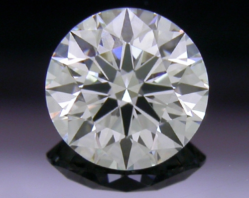 0.536 ct G VS1 A CUT ABOVE® Hearts and Arrows Super Ideal Round Cut Loose Diamond