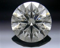 1.081 ct G VS2 A CUT ABOVE® Hearts and Arrows Super Ideal Round Cut Loose Diamond