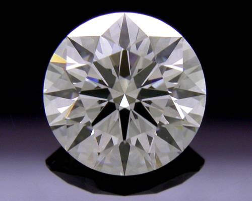 1.063 ct H VS2 A CUT ABOVE® Hearts and Arrows Super Ideal Round Cut Loose Diamond