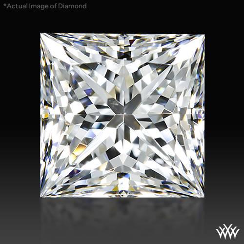 2.01 ct G VS2 A CUT ABOVE® Princess Super Ideal Cut Diamond