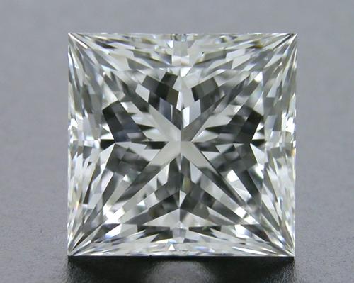 2.03 ct E VS2 A CUT ABOVE® Princess Super Ideal Cut Diamond