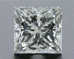 2.03 ct E VS2 A CUT ABOVE® Princess Super Ideal Cut Diamond