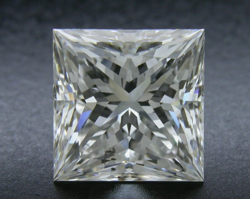 2.298 ct G SI2 A CUT ABOVE® Princess Super Ideal Cut Diamond