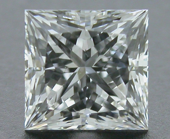 0.51 ct E VS1 A CUT ABOVE® Princess Super Ideal Cut Diamond