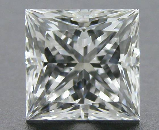 0.55 ct G VS2 A CUT ABOVE® Princess Super Ideal Cut Diamond