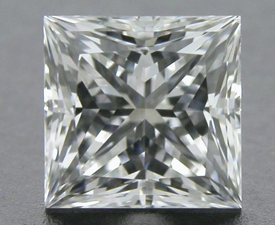 0.55 ct G VS2 A CUT ABOVE® Princess Super Ideal Cut Diamond