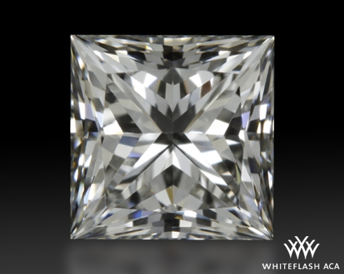0.57 ct G VVS1 A CUT ABOVE® Princess Super Ideal Cut Diamond