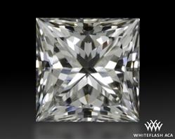 0.57 ct G VVS1 A CUT ABOVE® Princess Super Ideal Cut Diamond