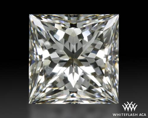 0.51 ct H VVS1 A CUT ABOVE® Princess Super Ideal Cut Diamond