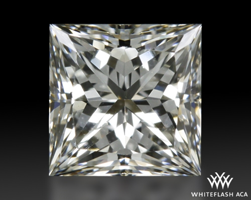 0.51 ct H VVS1 A CUT ABOVE® Princess Super Ideal Cut Diamond