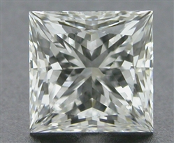 0.52 ct G VVS2 A CUT ABOVE® Princess Super Ideal Cut Diamond