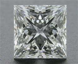 0.56 ct G VS2 A CUT ABOVE® Princess Super Ideal Cut Diamond