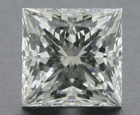 0.60 ct H VVS1 A CUT ABOVE® Princess Super Ideal Cut Diamond