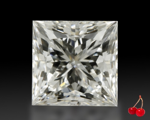 0.51 ct H VS1 Expert Selection Princess Cut Loose Diamond
