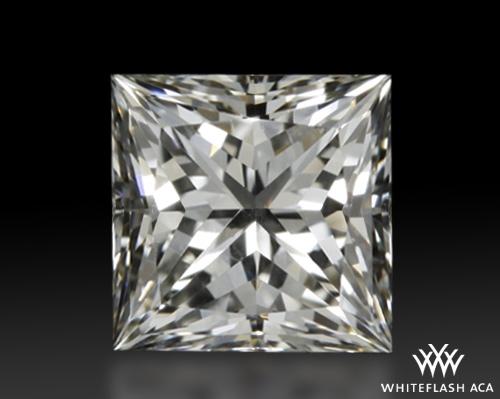 0.52 ct I VVS2 A CUT ABOVE® Princess Super Ideal Cut Diamond