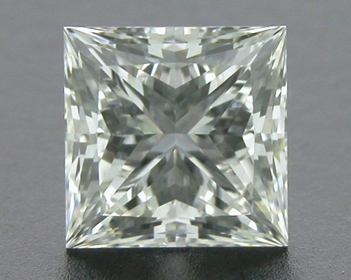 0.51 ct J SI1 A CUT ABOVE® Princess Super Ideal Cut Diamond