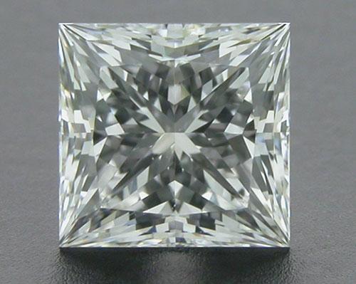 0.70 ct F VVS1 A CUT ABOVE® Princess Super Ideal Cut Diamond